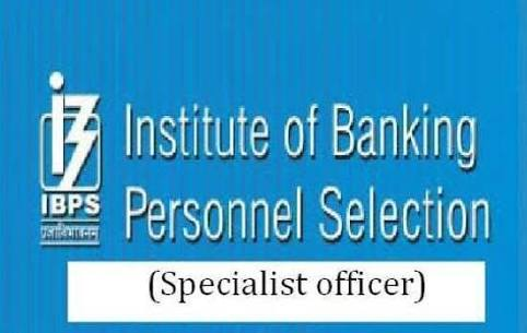 IBPS SO FINAL CUT OFF 2017 – 2018 : PROVISIONAL ALLOTMENT