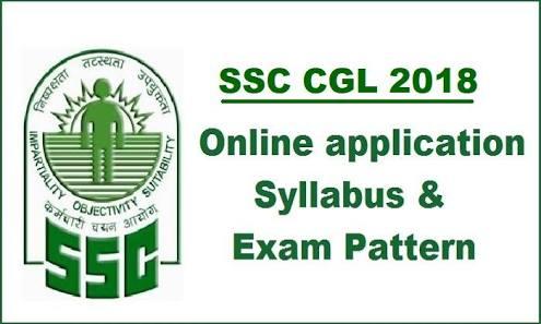 CGL EXAMINATION 2018 SSC PATTERN AND SYLLABUS