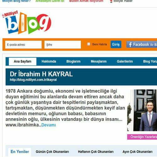 milliyet blog