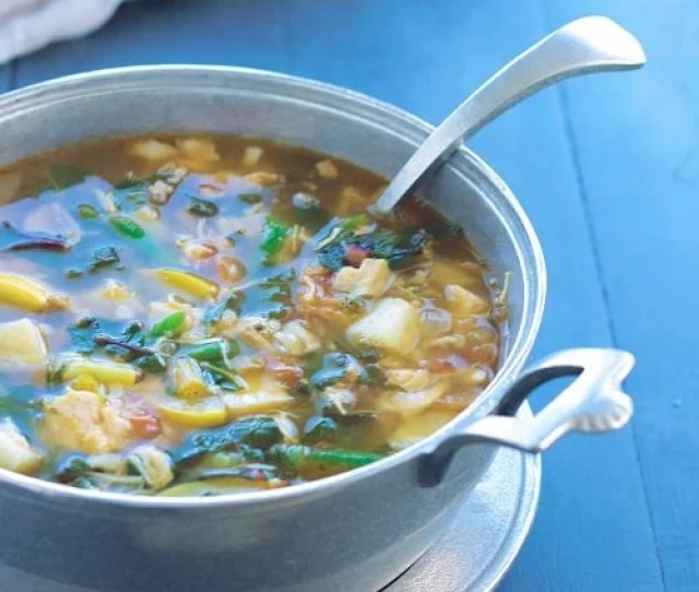 This Delicious Low Carb Chicken Soup Recipe Is Loaded With Healthy Veggies Its Paleo