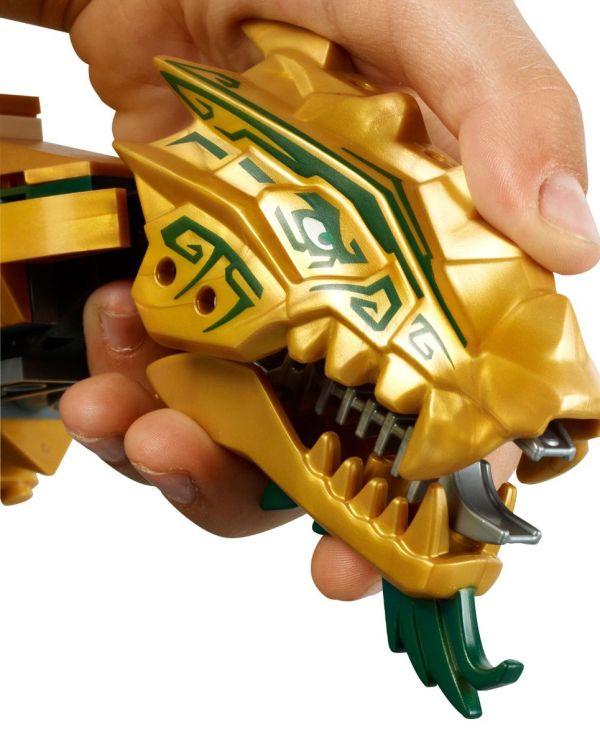 Lego 70503 Golden Dragon Brick City