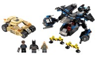 Lego Batman Tumbler Set | Car Interior Design