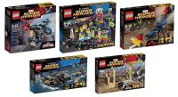 Lego Super Heroes  Official Images of the Summer Set Wave