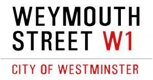 weymouth street sign