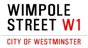 wimpole street sign