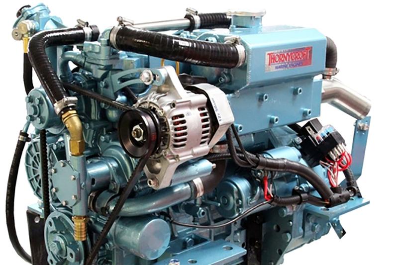 RYA Diesel Engine