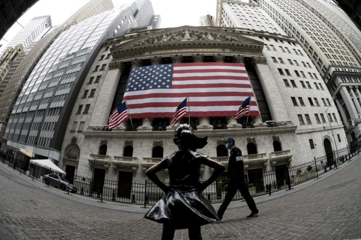 The girl remains fearless even if investors are now jittery about inflation