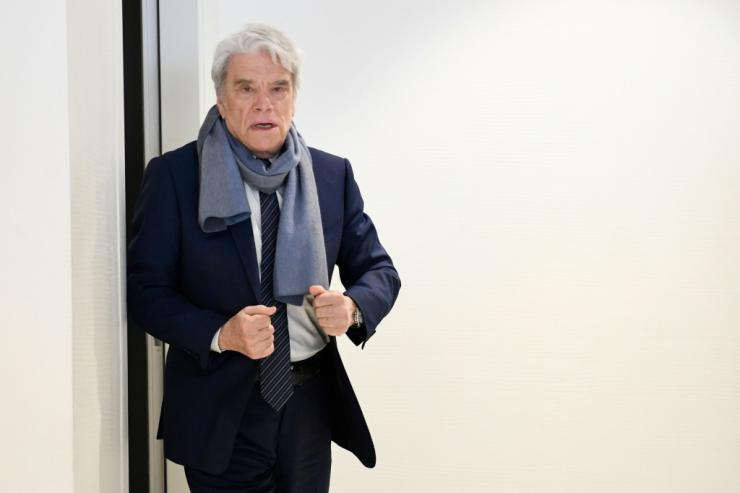 Tapie rose from humble beginnings to wealth and controversy