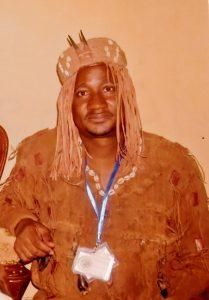 M.Ali KONATE, Président de l'Union nationale des dozo du Burkina