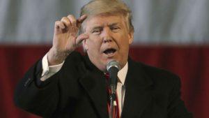 Le nouveau président américain Donald Trump, ne veut plus l'idée d'une ''Chine unique''