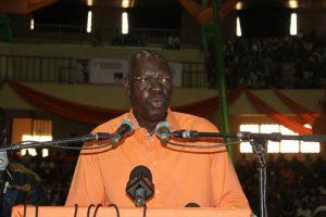 Dr. Salifou Diallo, nouveau Président du MPP