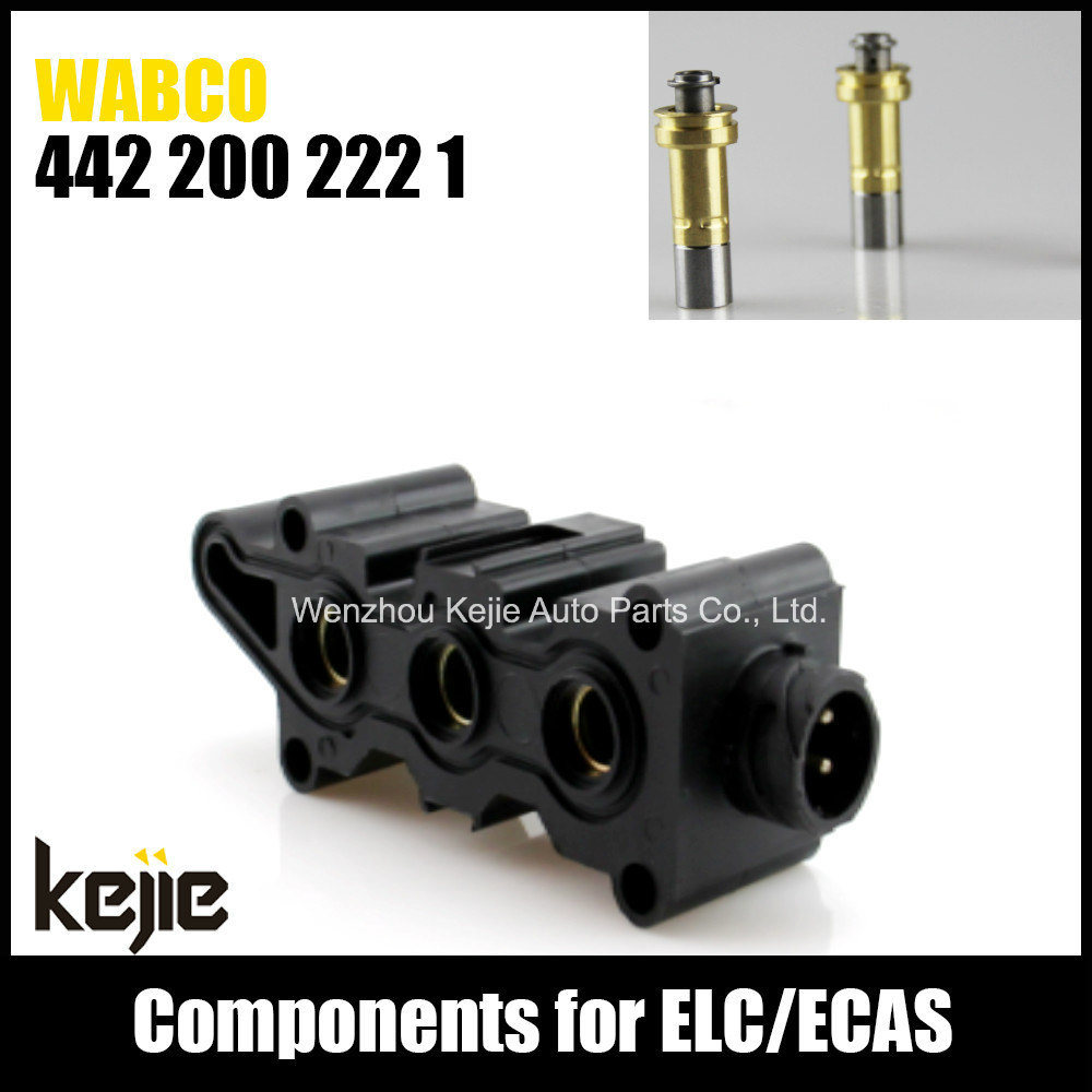 hight resolution of truck parts solenoid coil wabco 4422002221 for ecas air dryer