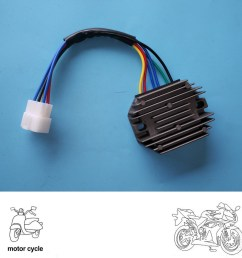 new voltage regulator for kubota grasshopper rs5101 rs5155 6 wire rectifier [ 1200 x 1200 Pixel ]