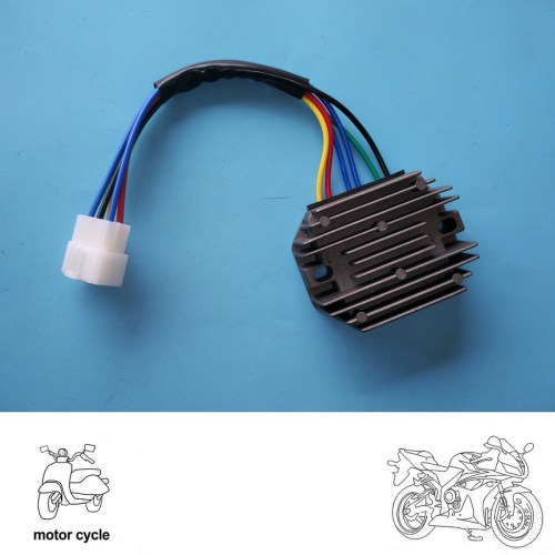 small resolution of new voltage regulator for kubota grasshopper rs5101 rs5155 6 wire rectifier