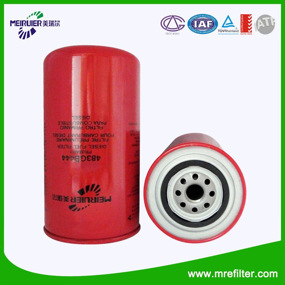 hight resolution of fuel filter for model mack 483gb444