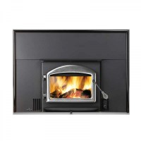 Napoleon EPI-1101M Fireplace insert /Metallic black at ...