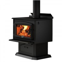 Wood Stove: Wood Stove With Blower