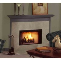 Majestic BCBV36I Builders Choice-Open Hearth B-Vent Gas ...