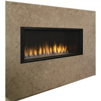 "IHP Superior DRL4543TEN 43"" DV Linear NG Fireplace"