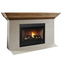 "IHP Superior DRT2035TMN 35"" DV NG Top Vent MV Fireplace"