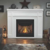 Napoleon Empire MEMSWGX36 Medium White Standard Flush ...