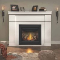Gas Fireplace With Mantle Related Keywords - Gas Fireplace ...