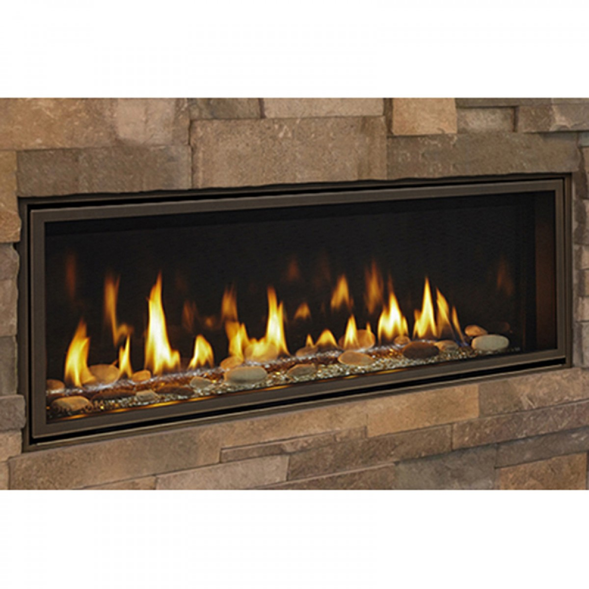 Majestic Echelon Ii 36 Ng Direct Vent Fireplace Echel36in
