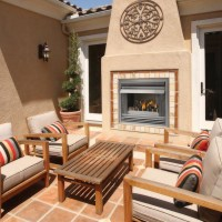 Napoleon GSS36N Outdoor Natural Gas Fireplace at ...