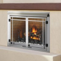 Napoleon GSS42N Outdoor Natural Gas Fireplace at ...