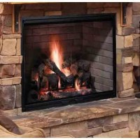 "Majestic SB80 Biltmore 42"" Radiant Wood Burning ..."
