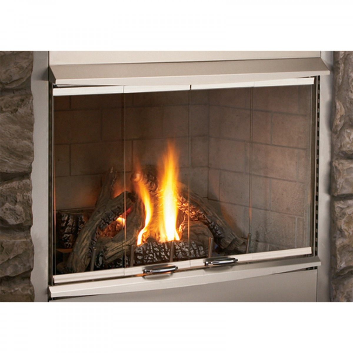 Ihp Superior Vre Pen 36 Ng Ventfree Fireplace White