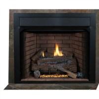 """IHP Superior VRT4032ZMN 32"""" NG VentFree MV Fireplace"""