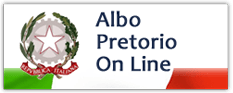 Logo Albo Pretorio on-line