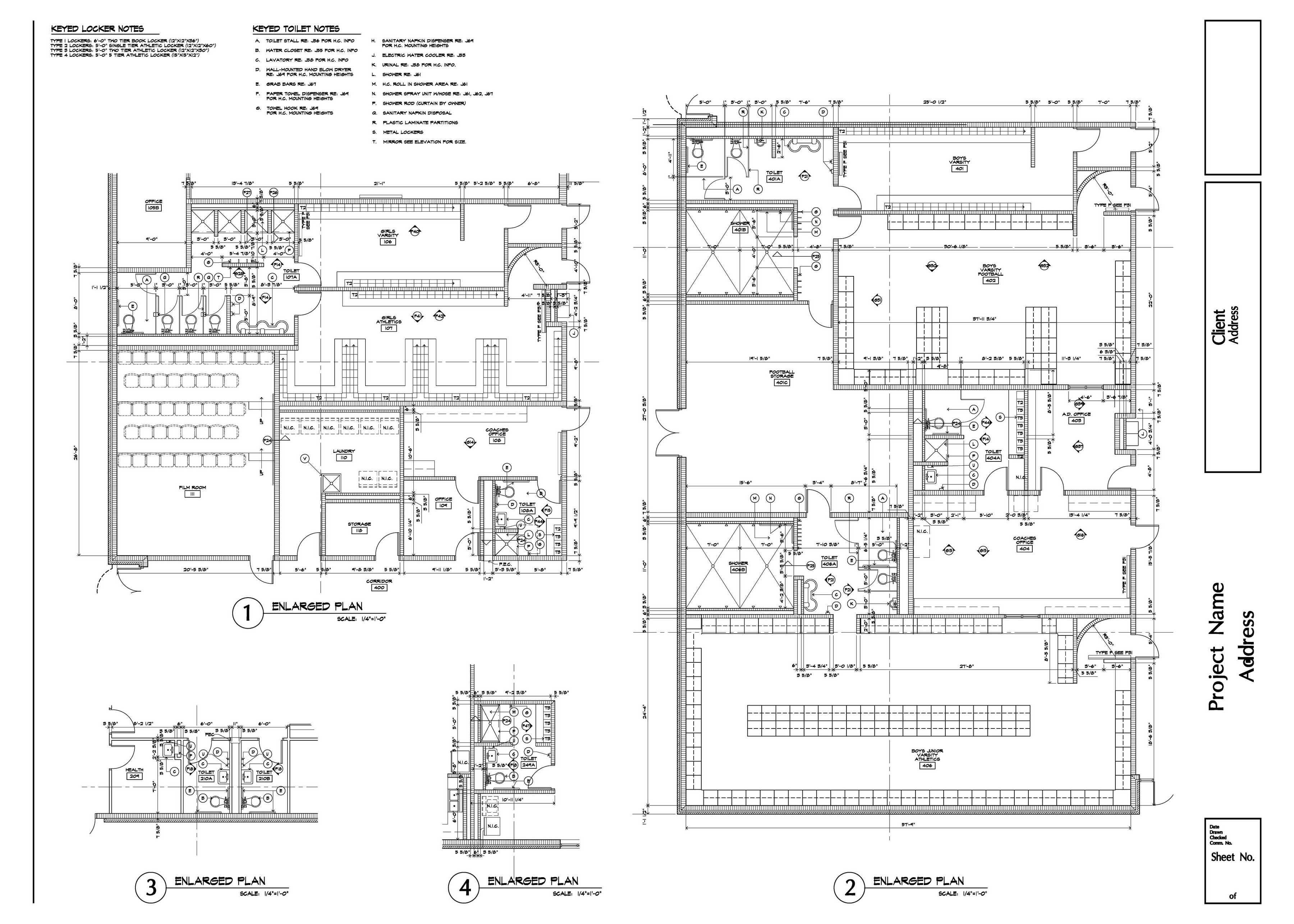 Cad Drafting And Blueprint Services
