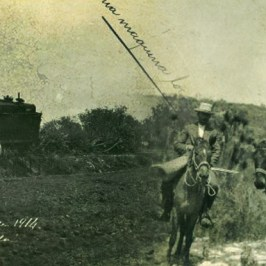 La Toma de Tehuacán durante la Revolución Mexicana en 1914