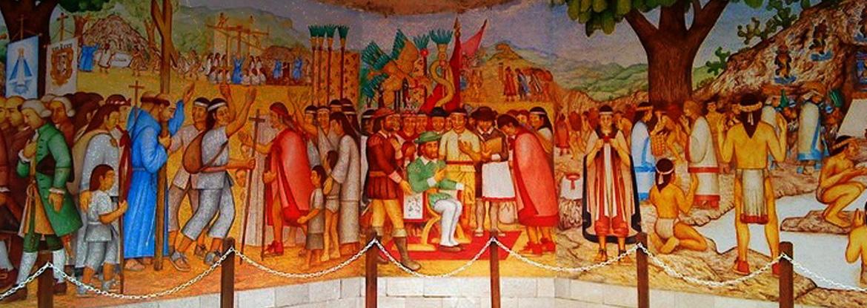 El Mural del Museo de Peñafiel