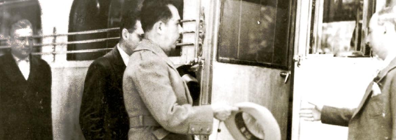 Lázaro Cárdenas del Río en Tehuacán