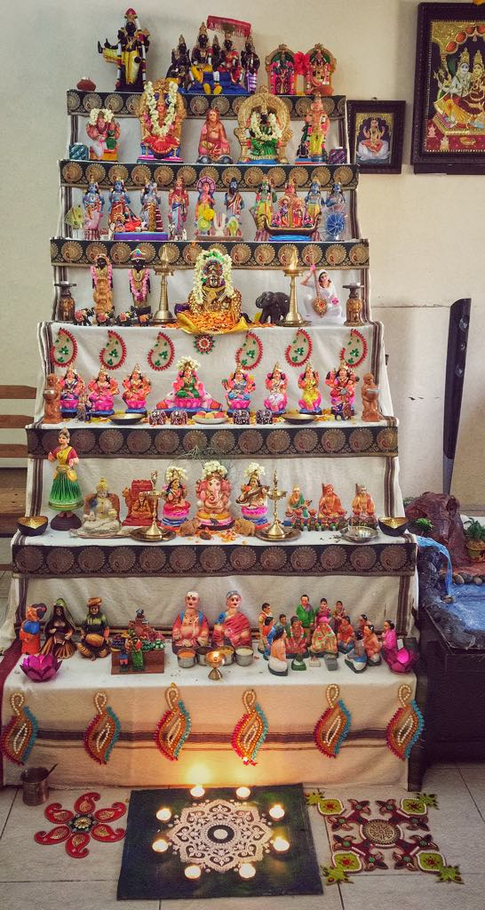 Navarathri celebrations