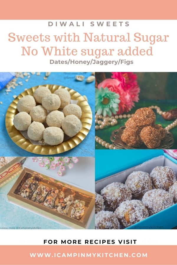No sugar diwali sweets
