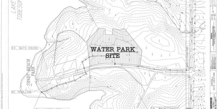 Sandy Beach Water Park – $2,700,000