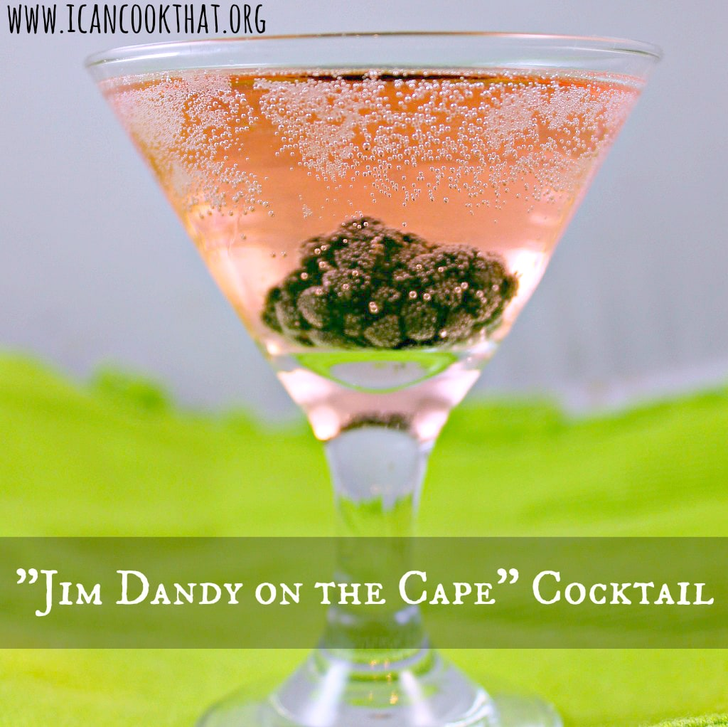 """Jim Dandy on the Cape"" Cocktail"
