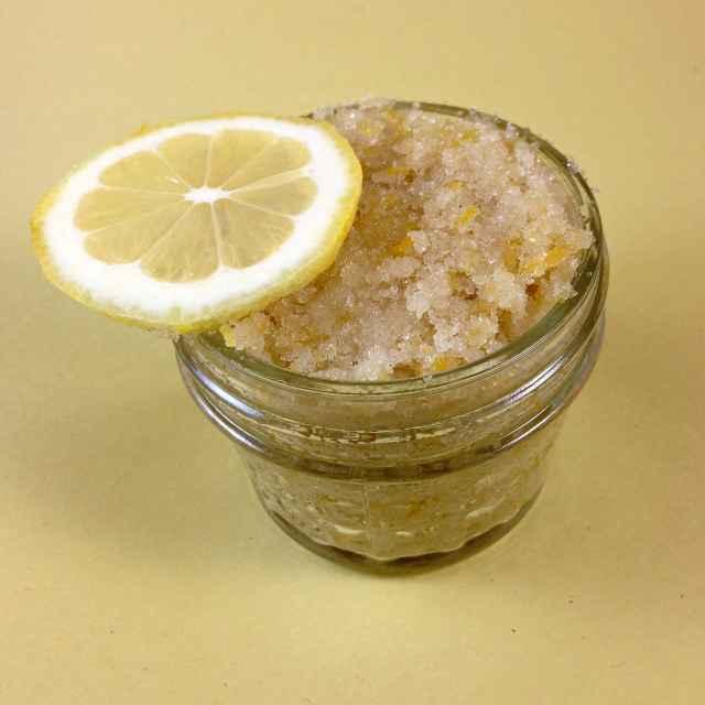 Meyer Lemon Body Scrub