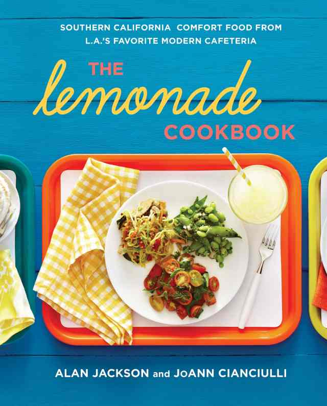 COVER Lemonade Cookbook, The