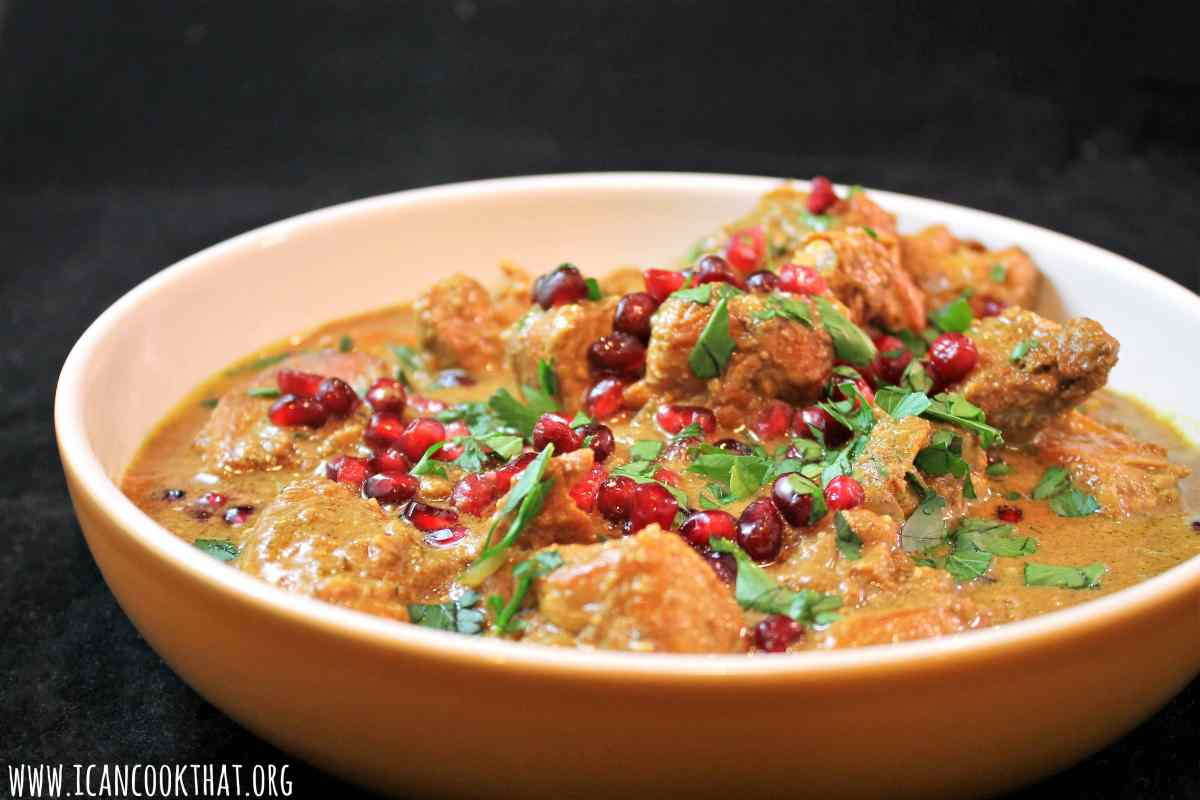 Fesenjan: Persian Chicken Stew with Walnut and Pomegranate ... Persian Pomegranate Stew