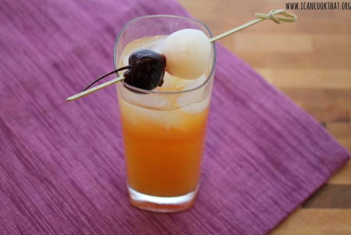 Eastern Sunrise Cocktail