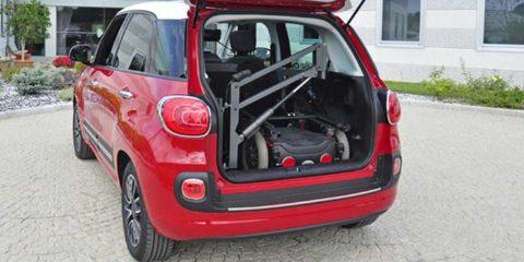 Ανυψωτήρας αναπηρικού αμαξιδίου