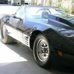 custom corvette for sale