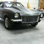 Custom street car – perfect for father and son race team