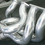 custom exhaust headers are all one of a kind