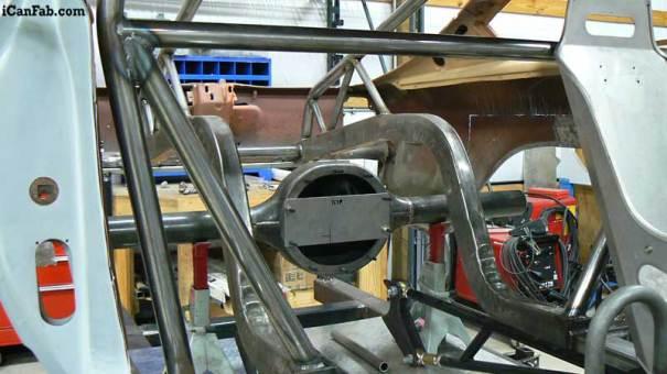 S Amp W Race Chassis Custom Install Metal Fabrication Tig